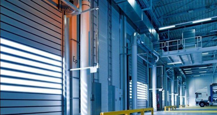 portoni per capannoni e magazzini