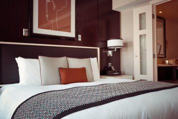 arredare stanza hotel di lusso