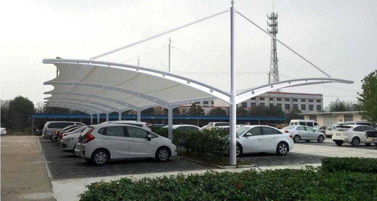 coperture parcheggio aziendale