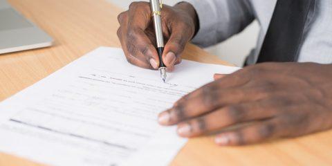 firma documento permesso di soggiorno