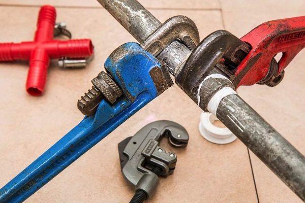 servizio idraulico di emergenza
